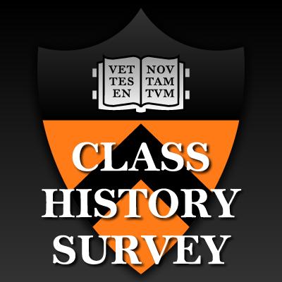 Class History Survey