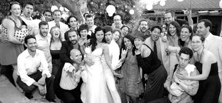 Levitt-Fleischauer Wedding